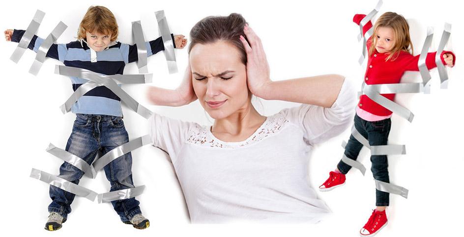 поведение ребенка с сдвг