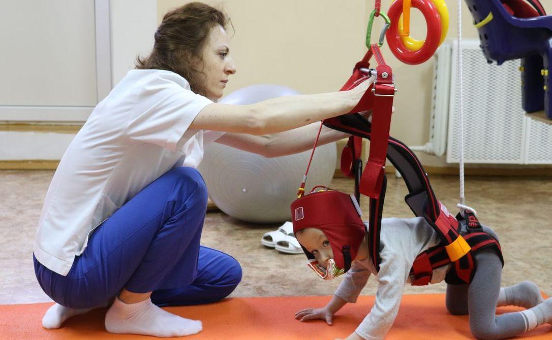 дети с нарушениями опорно-двигательного аппарата