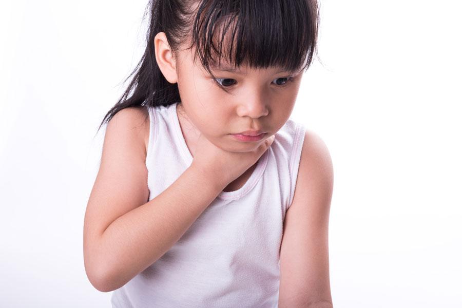 дисфония у ребенка