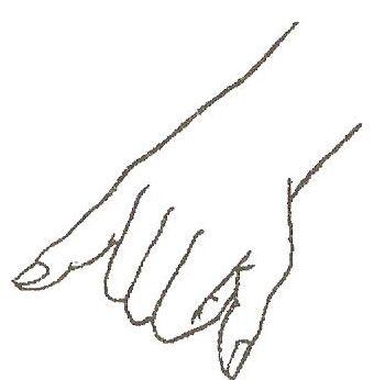 пальчиковая гимнастика упражнение улитка