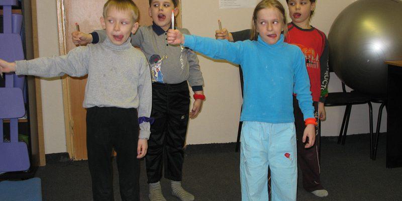 глазодвигательные упражнения для детей