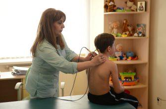 микротоковая рефлексотерапия для детей