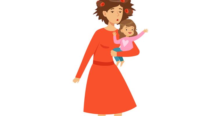 нервное истощение матерей