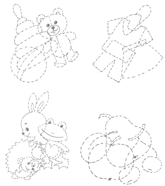 игры для гиперактивных детей зашумленные картинки