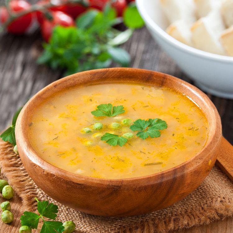 суп на обед