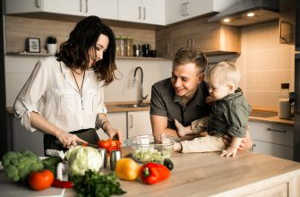 приготовление пищи на семью