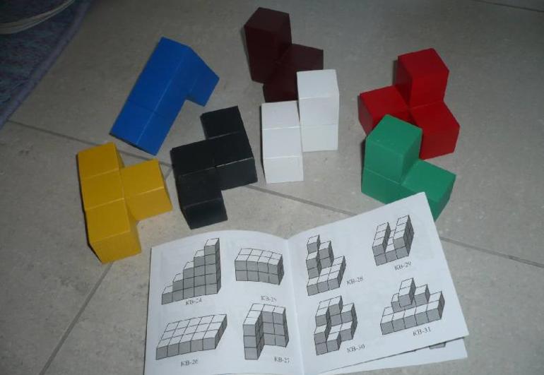 кубики для всех никитина