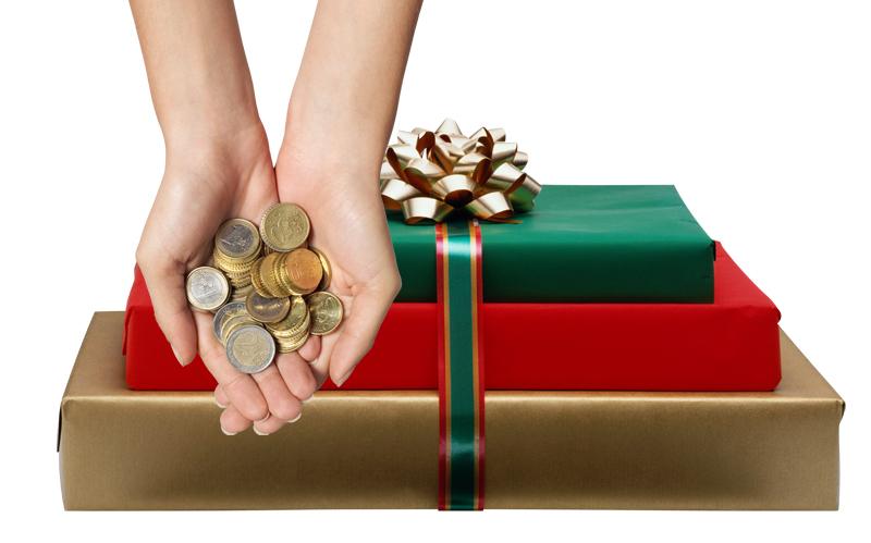 экономия на подарке