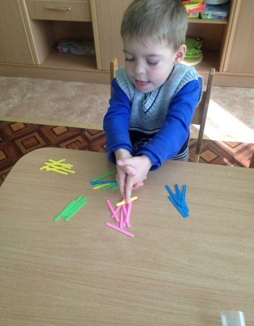 игры со счетными палочками