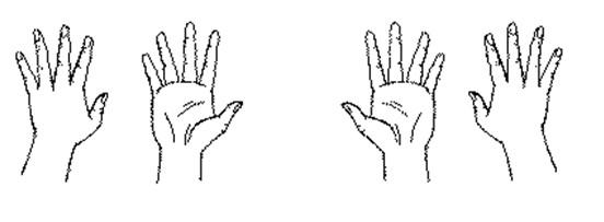 пальчиковая гимнастика упражнение печем блины