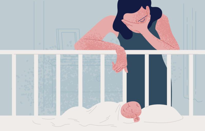 стадии принятия диагноза ребенка