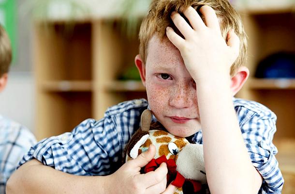заторможенный ребенок ЗПР