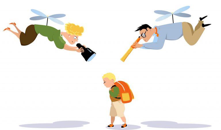чрезмерная опека детей
