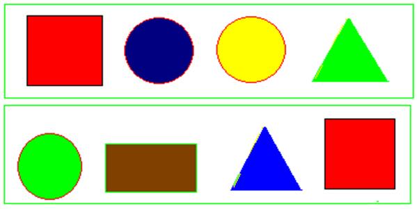 развитие последовательности мыслительных операций